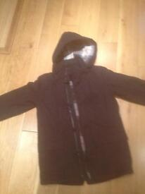 Kids duffle coat