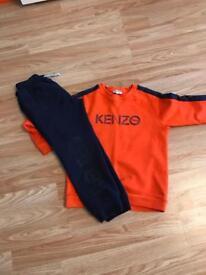 Kendo tracksuite age 8
