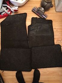 Free car mats