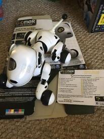 Zoomer Dalmatian Robotic Dog