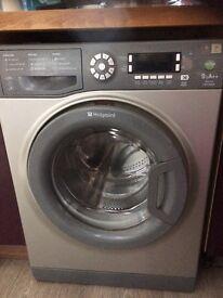 Spares or repair Hotpoint graphite washing machine