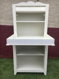 Baby Changing Table - White Hensvik Unit