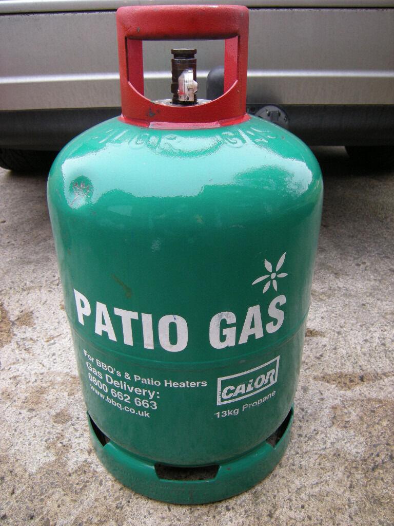 Calor Gas 13kg Patio Gas Propane Bottle EMPTY | in Swindon ...