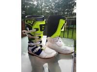 Gaerne Motocross Boot size UK 5.5