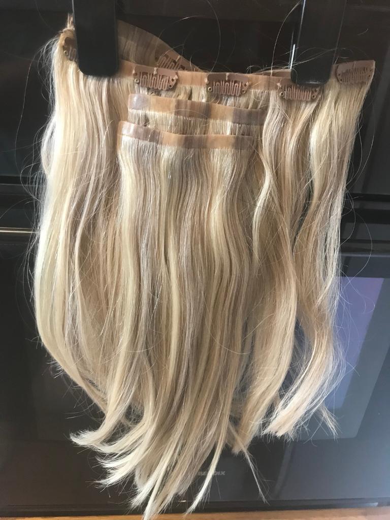 Foxy Locks Hair Extensions Latte Blonde In Yate Bristol Gumtree
