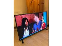 "LG 42"" Freeview led telly mint condition"