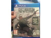 2 PS4 games for sale £10 each homefront and UFC