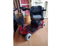 mobility scooter pride revo 4