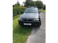BMW X3 2.0d MSport LOW MILEAGE