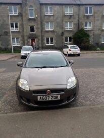 Fiat Bravo 2007, 1.9 Diesei, 1 Year MOT, Low Mileage, MINT CONDITION