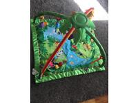 Fisher Price Rainforest Gym Mat