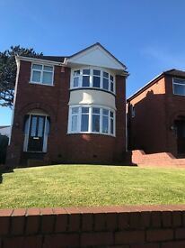 3 bed detached house, roof replacement