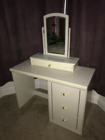 Dressing Table and Draws For Sale