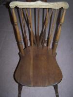 Small Antique Windsor back Rocking Chair