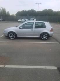 VW GOLF MK4 GTTDI 150. 2004