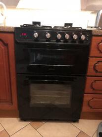 SERVIS GAS COOKER SGL60K BLACK