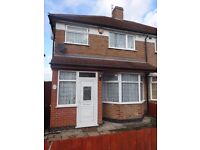 SPACIOUS 3 BEDROOM SEMI DETACHED HOUSE PARTLY FURNISHED