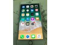 iPhone 6s Plus 64gb rose gold on o2