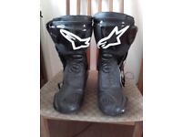 Mens Mortorcycle Boots
