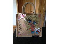 Brand New CLAIREABELLA Jute Bag Hannah RRP£34.99