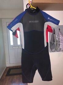 Junior wetsuit