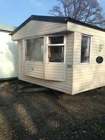 Static Caravan for sale offsite 33x12 2 bedrooms