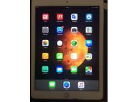iPad Air 2 32GB silver wifi and cellular unlocked