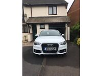 STUNNING 5 DOOR A1 S-LINE WITH 1 YEAR MOT/ FULL HISTORY/ £0 ROAD TAX