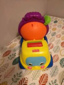 Fisher Price Cement Truck