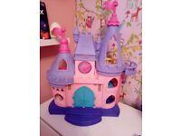 Fisherprice Disney princess musical castle