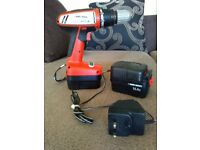 Black and Decker CP142 cordless hand drill