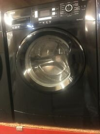 9KG BLACK BEKO WASHING MACHINE