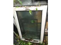 Double Glazed White Pvc Upvc Glass Window Frame Garden Shed Garage Builder