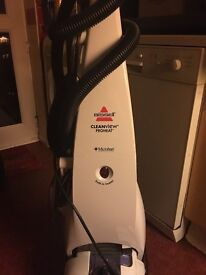 Boswell carpet cleaner - as new