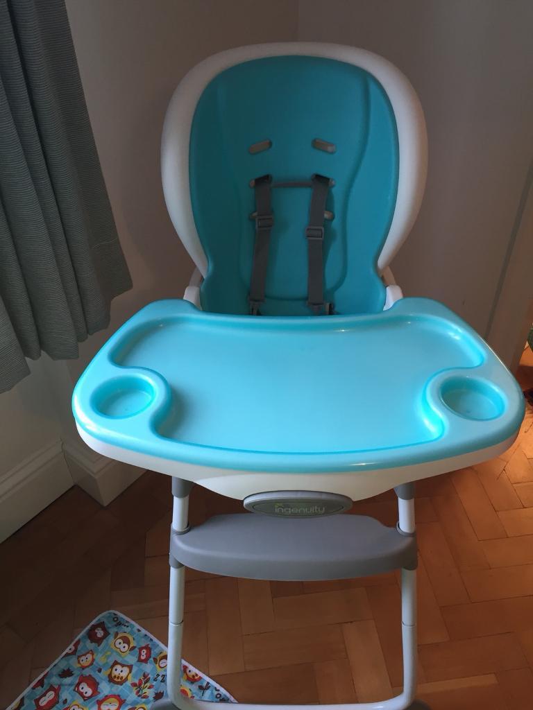 Ingenuity SmartClean Trio 3-in-1 Highchair