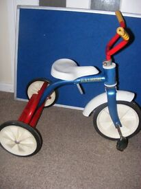 Collectable Vintage Raleigh 3 wheel tricycle
