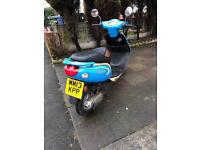 Sonic strada 50cc 2013 spares or repairs runner