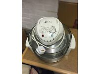 Delta Halogen Oven - Used Once - Unwanted Gift