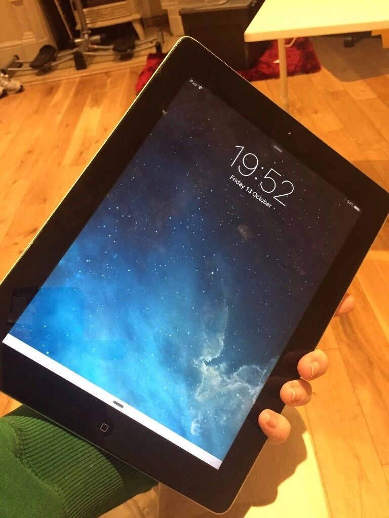 iPad 2, 32GB, Wifi-only (not 3G)