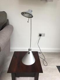 John Lewis Halogen Desk Lamp x2