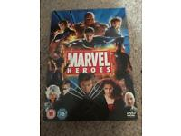 Marvel heroes movie collection