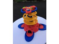 Baby Play Zone Stand Up Ball Blast Fisher Price