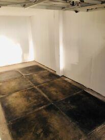 Garage To Rent. Secure. 250x580cm. Beaumont Leys