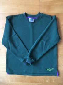Cubs sweatshirt, size 32inch, very good condition