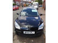 Quick Sale Renault Megane Reg 2011 only for £2,300