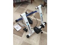 Variable resistance Turbo Trainer, less than 6 months old