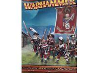 Warhammer models unmade