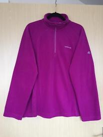 Craghopper womens fleece