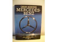 Great Marques Mercedes Benz by Roger Bell Book Hardback with Jacket