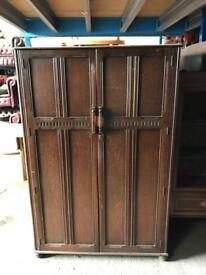 Very nice large Ercol wardrobe can deliver